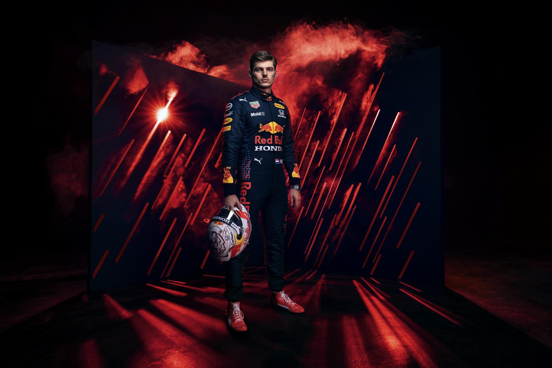 Max Verstappen, 2021